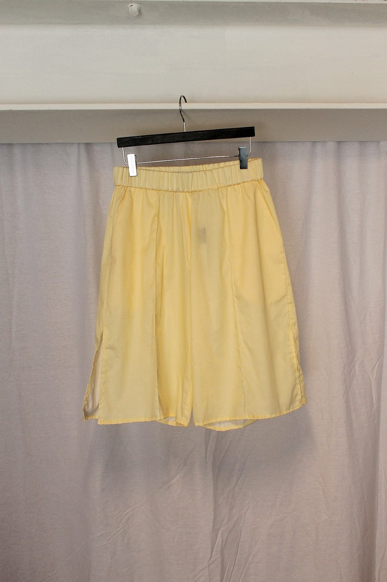 [Hien Le] Sina Shorts (Women) - Lemon Print