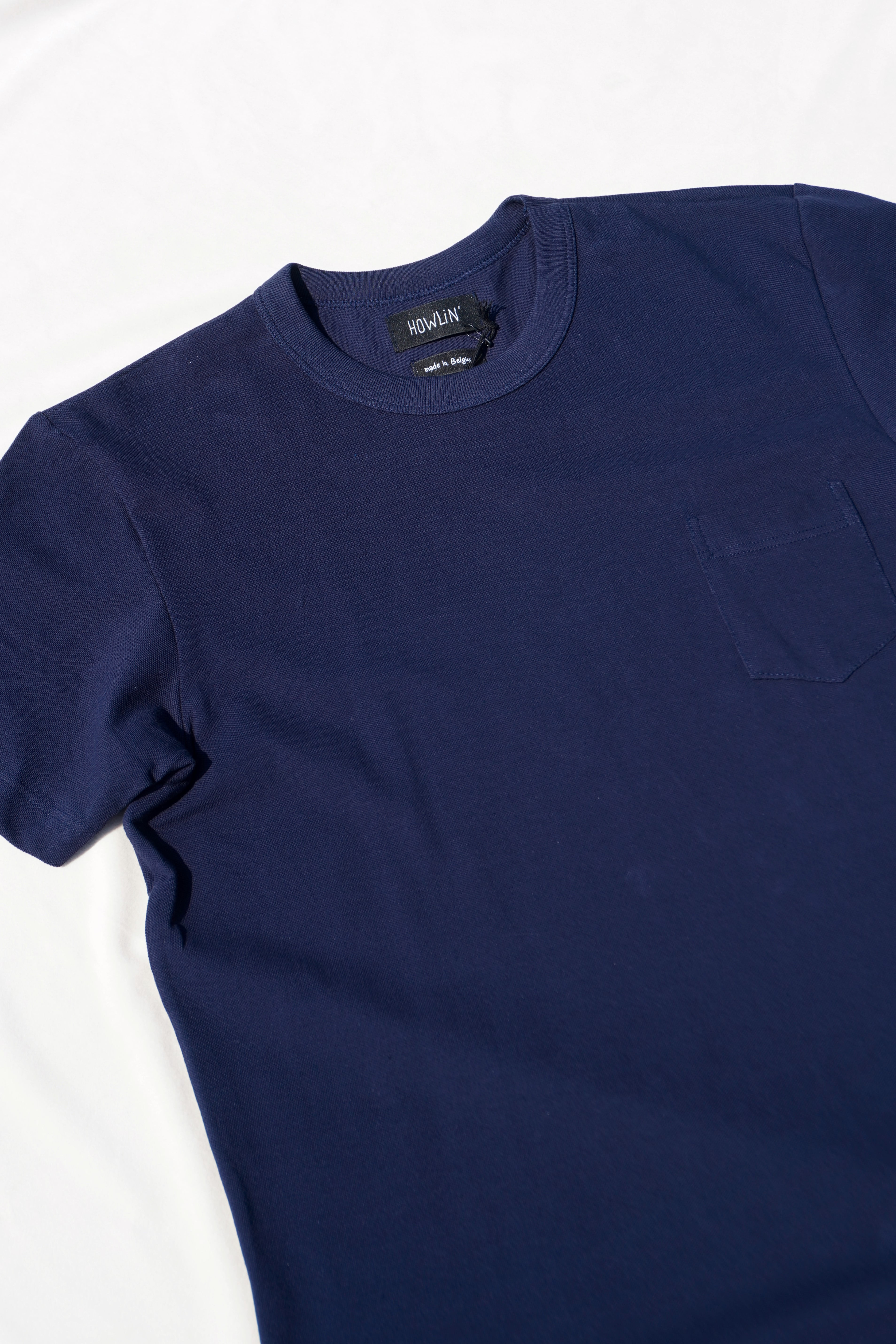 [HOWLIN'] Don't Stop The Tshirt - Navy